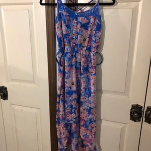 NWT Candies High Low Dress